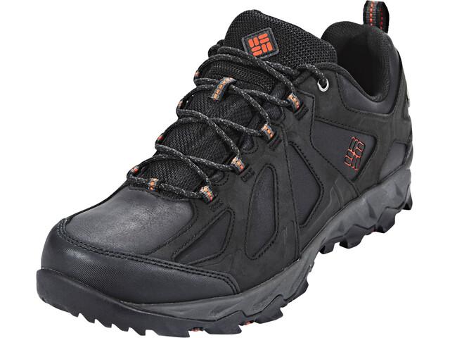 separation shoes 4ccd4 fcb4d Columbia Peakfreak XRCSN II Low Outdry Scarpe Uomo, black/super sonic